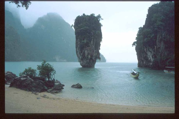 I would love to see Thailand.