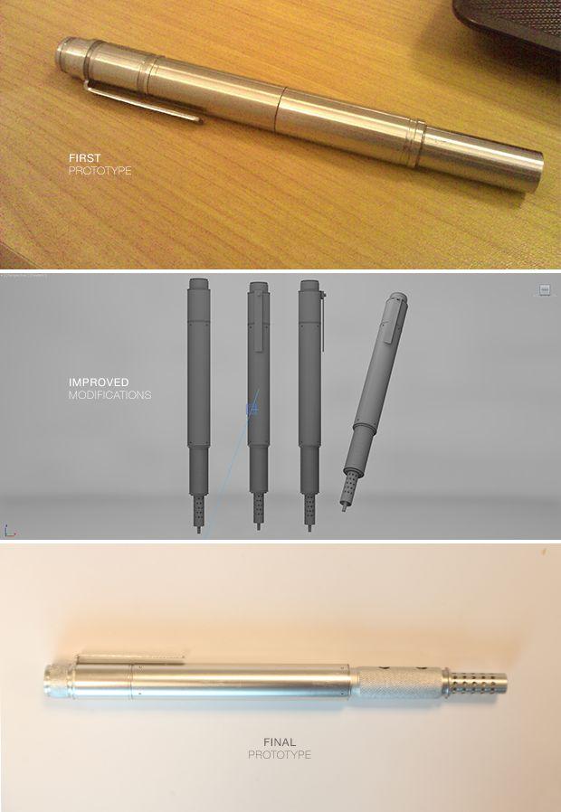 Lix the smallest 3d printing pen in the world by lix kickstarter