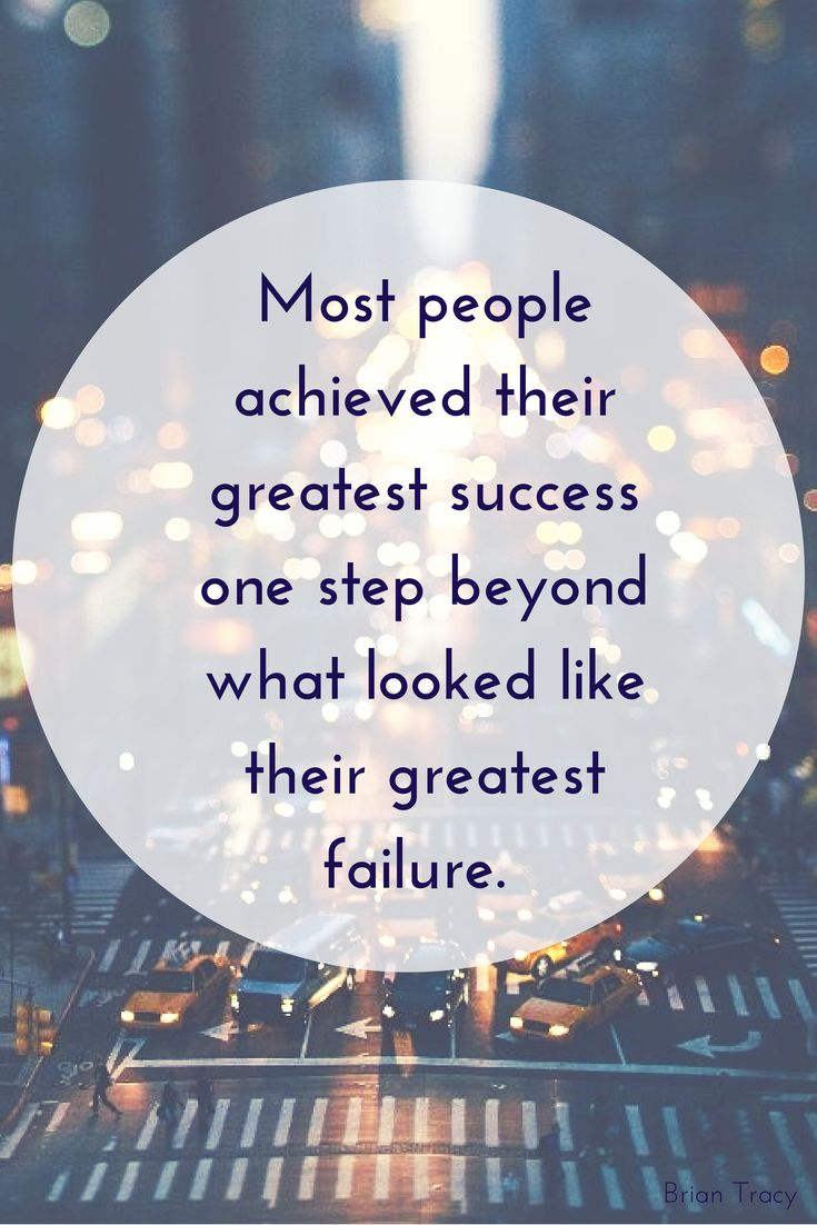 For every difficulty that supposedly stops a person from succeeding there are thousands who have had it a lot worse and ...