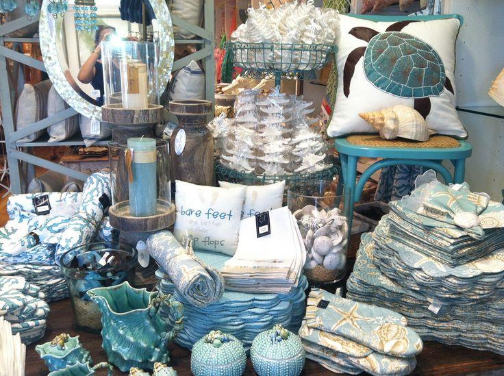 Beach House Decor Fanta Sea Store Lido Key July 2013