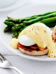 Healthy Eggs Benedict | Healthy Recipes | Pinterest