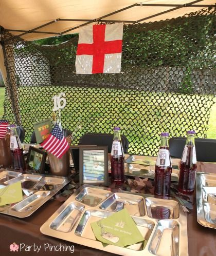 Mash television show mash theme party army party military party ideas