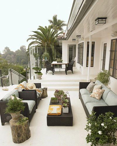 the perfect outdoor area! :)