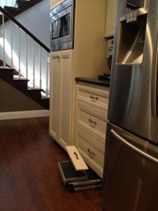 Hafele Toe Kick Step Stool Kitchen Ideas Pinterest