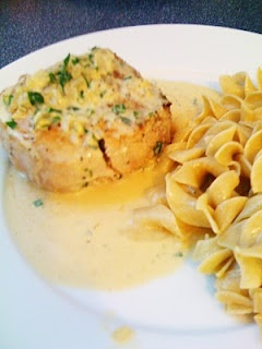 Pork Chops with Dijon Herb Sauce | These Make my Tummy Smile :-) | Pi ...