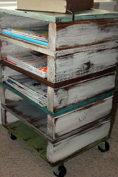 DIY Wooden Pallet Projects