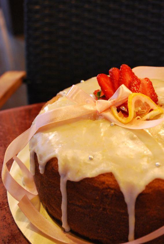 Classic Lemon Pound Cake | Yummy Tummy | Pinterest