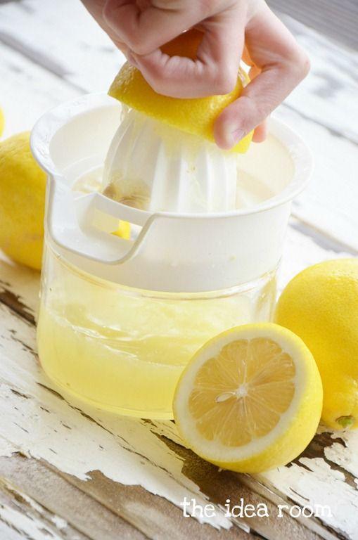Homemade Lemonade Recipe — Dishmaps