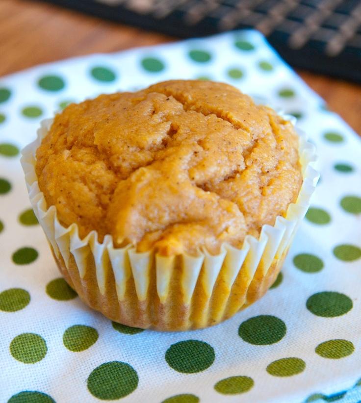 Pumpkin Cornbread Muffins | Pumpkin Love | Pinterest