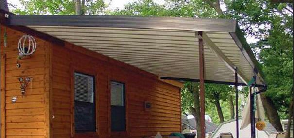 diy patio cover DIY Projects