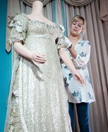 Princess charlotte s wedding dress
