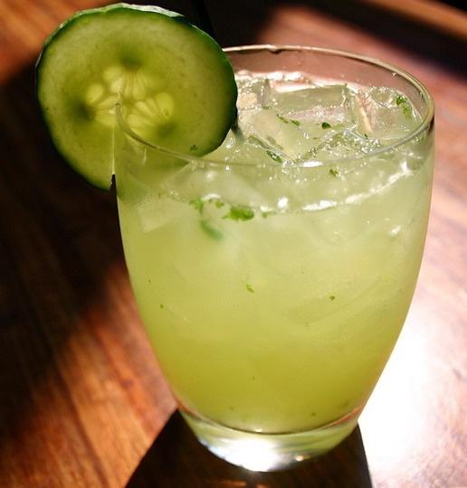Cucumber Cooler.