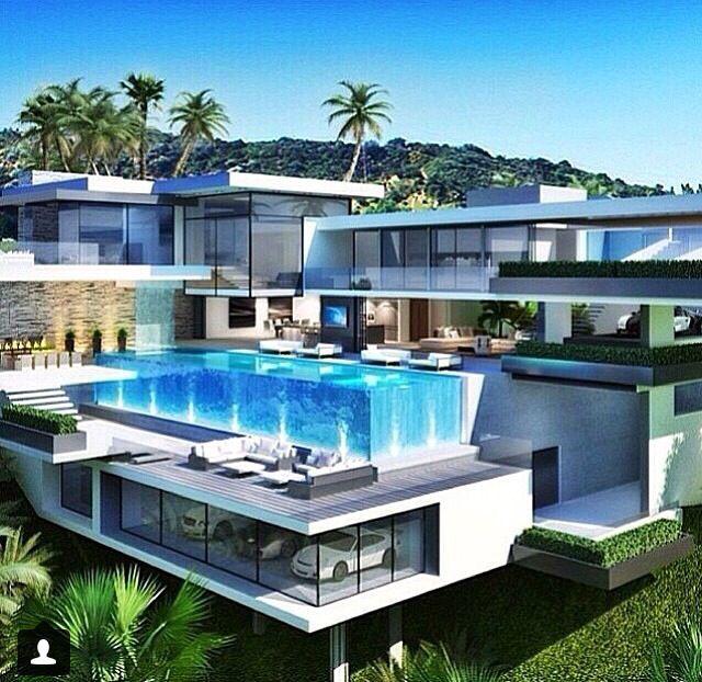 My Dream House Modern Home Exteriors Pinterest
