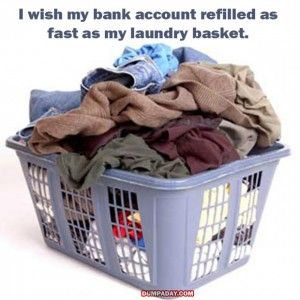 funny quotes laundry baskets