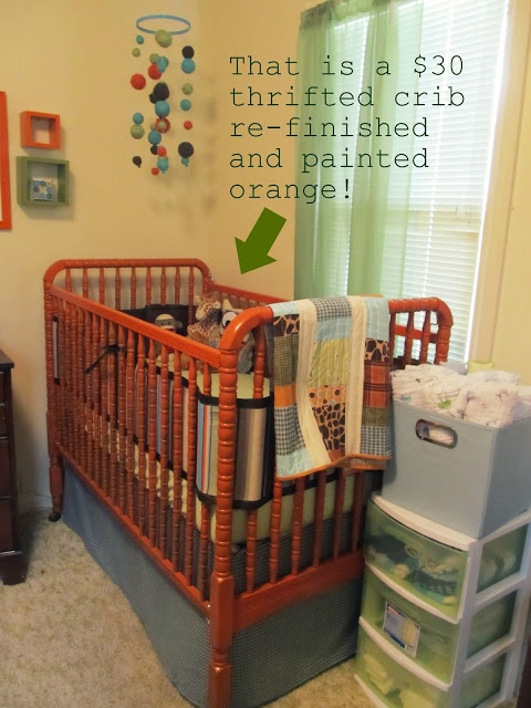 non toxic paint and got the ok from our dr about painting the crib. Black Bedroom Furniture Sets. Home Design Ideas