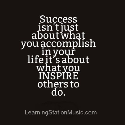 Being Successful. Inspirational Quotes ...