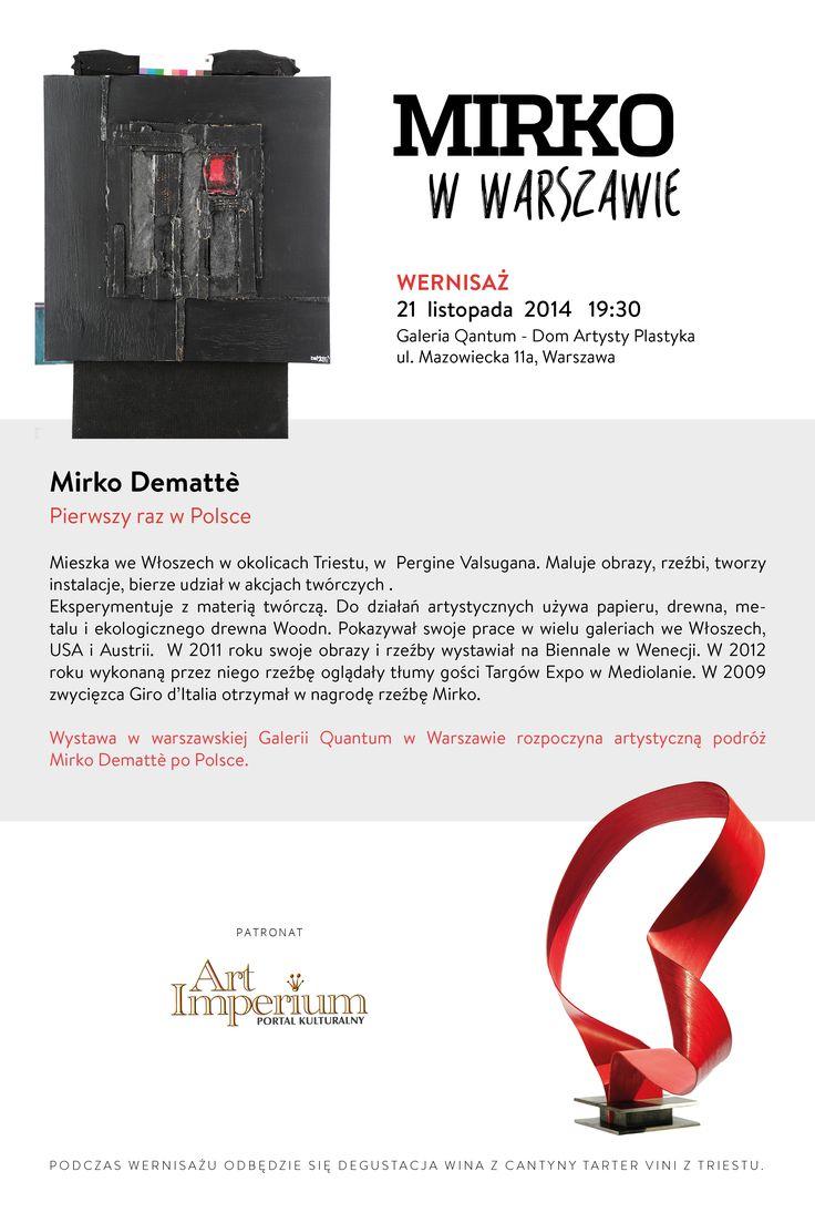 Mirko Dematte - Mirko w Warszawie