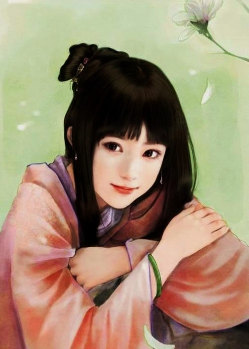 ballroom hairstyles : Chinese Hairstyle 170) Fantasy : Asian + Ancient China + Japan ...