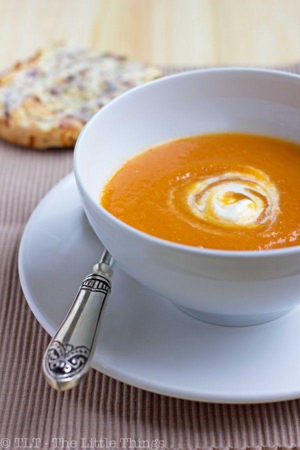 TLT - The Little Things | Carrot and Lentil Soup | http://tlt ...