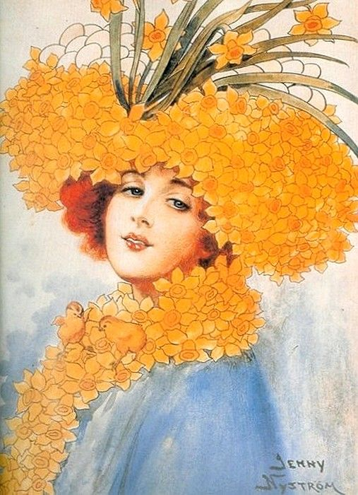 Jenny Nyström (1854-1946)  —  (507x700)