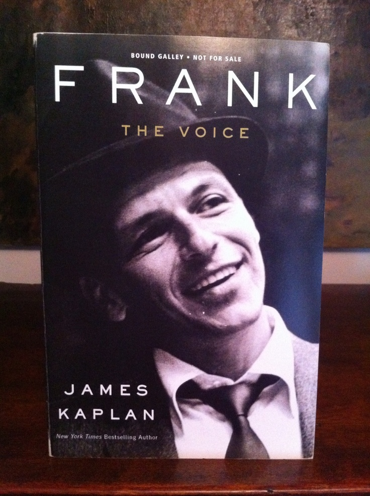 frank sinatra book how to sing