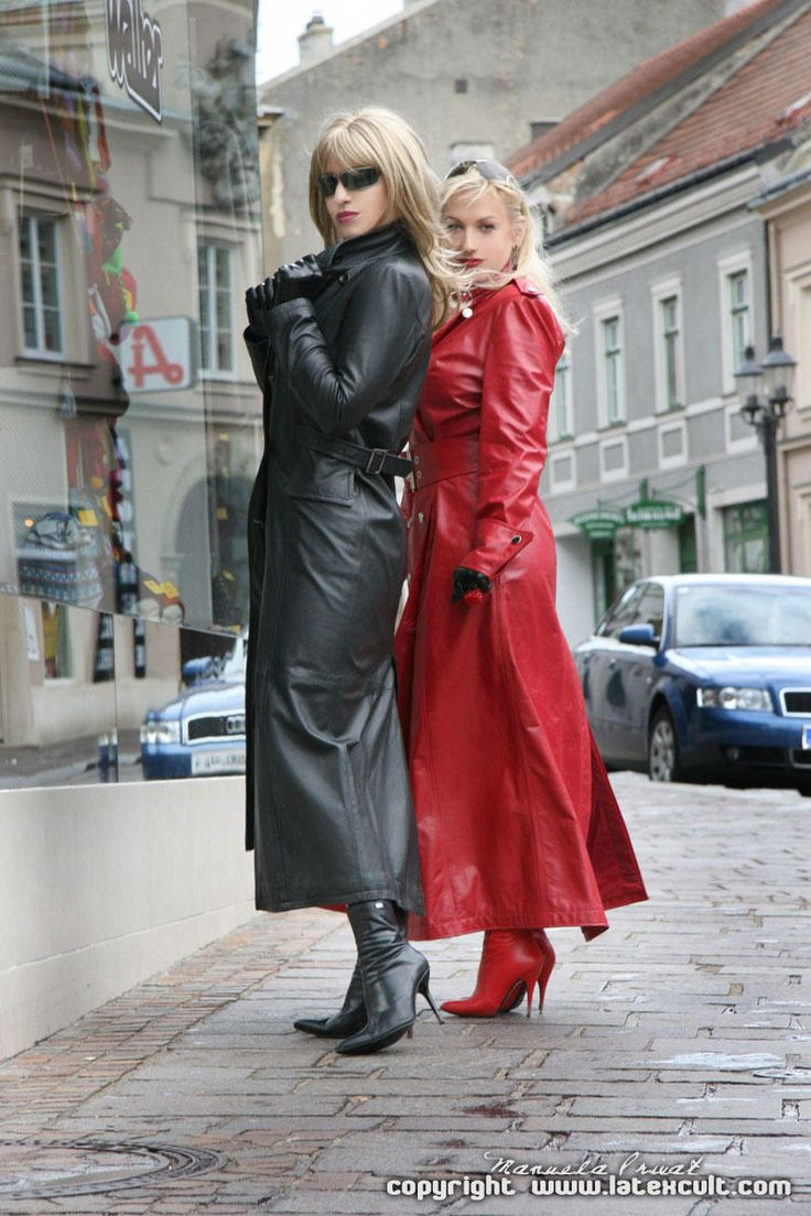 Leather Clothing for Women 0079