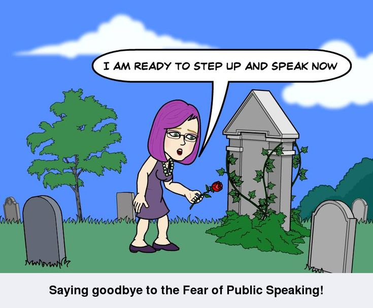 Essays about fear of public speaking