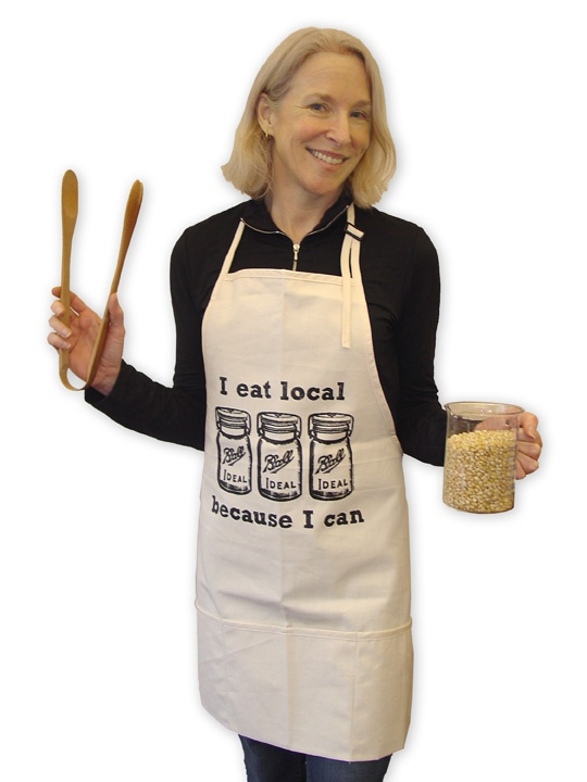 """The Funny Times Funny Gifts shop: """"I Can ..."""" Apron"""