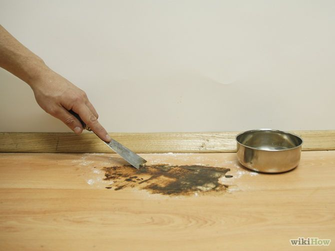 How to Remove Mold Stains from Wood Floors