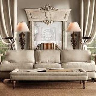 Coffee Table Ottoman With Glass Top Nicks Man Room Pinterest