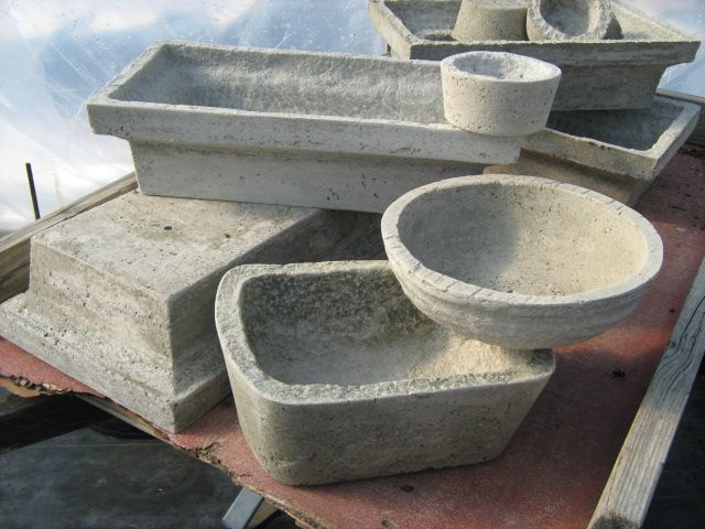 Papel cemento maceta taringa - Jardineras de cemento ...