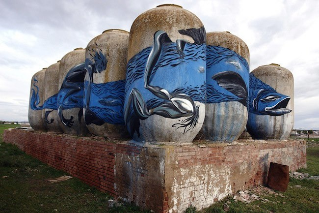 Almagro Spain  City new picture : By Laguna Almagro, Spain | Street Art & Graffiti | Pinterest