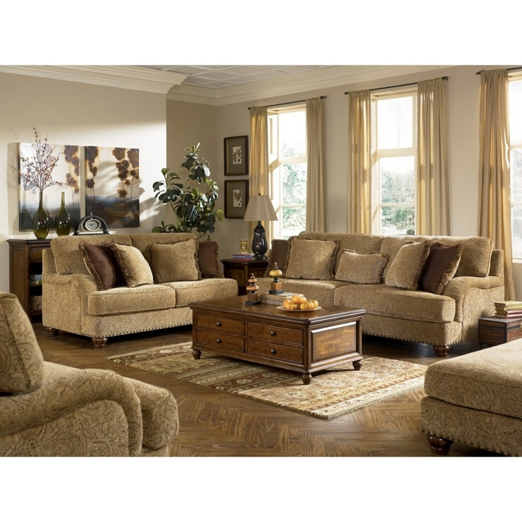 Stansberry vintage living room set hearth and home pinterest