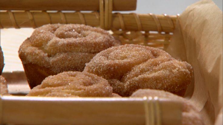 Sugar Buns - Martha Stewart TV | Sweet Tooth | Pinterest