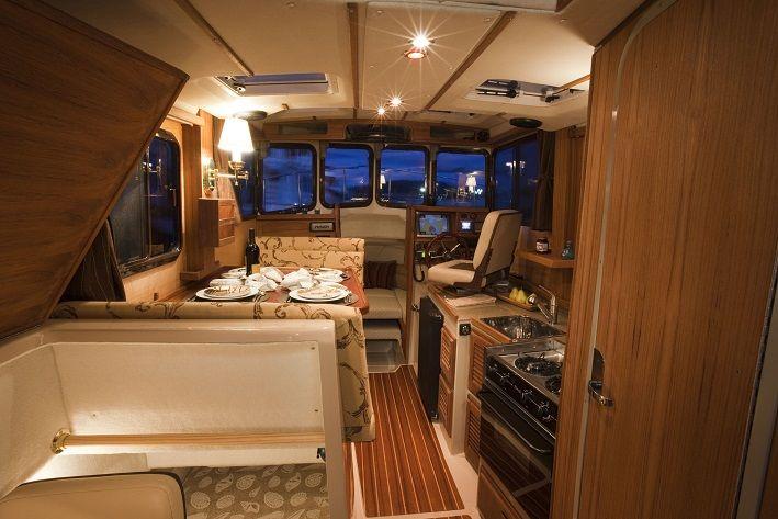 Tug Boat Interior | Joy Studio Design Gallery - Best Design