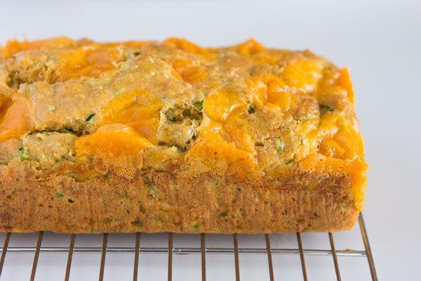 Savory Zucchini Bread | Recipe