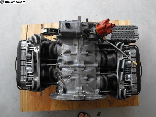 Vw Vanagon 2 0 L Air Cooled Engine Love Vws Pinterest
