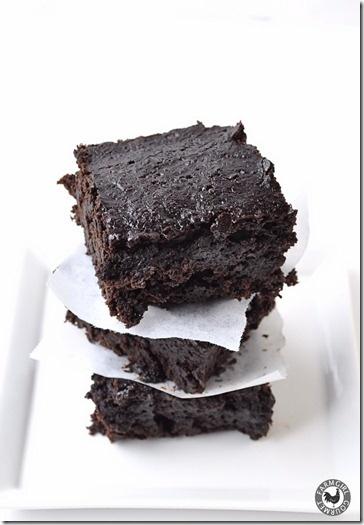 Dark Chocolate Stout Brownies | Culinary | Pinterest