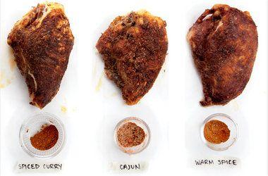 Spiced Roast Chicken | Chicken and Turkey | Pinterest