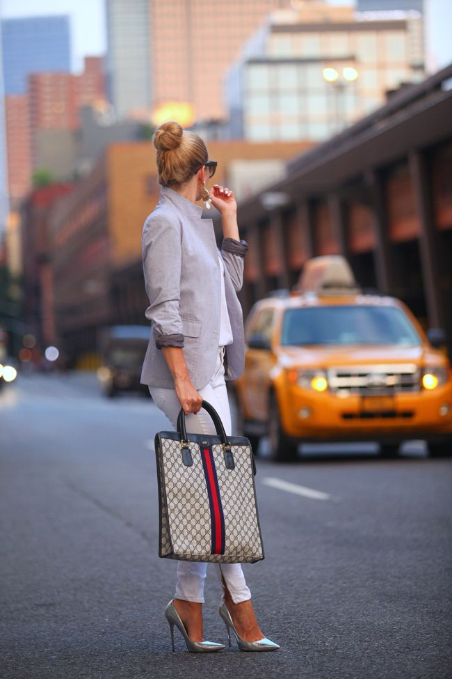 Helena Glazer of Brooklyn Blonde