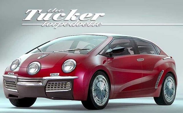 2012 Tucker Cars Concept Pinterest