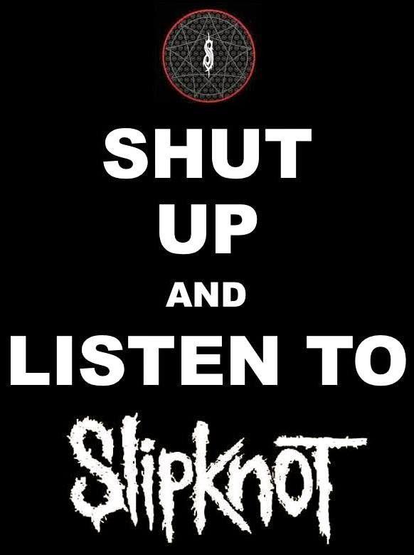 Slipknot Shut The Fuck Up 24