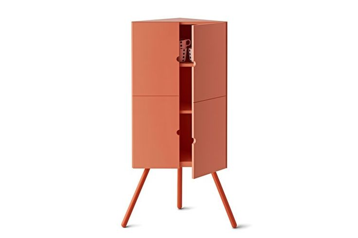 Hoekkast IKEA PS 2014 - 80 euro  Dream House  Pinterest