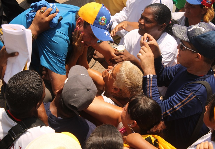 No hay pueblo más alegre en toda nuestra Venezuela que Barlovento
