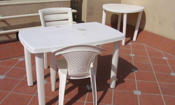 Limpiar mesas y sillas de pl stico - Mesas y sillas de plastico ...