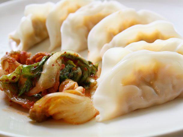 Kimchi Dumplings | Recipe