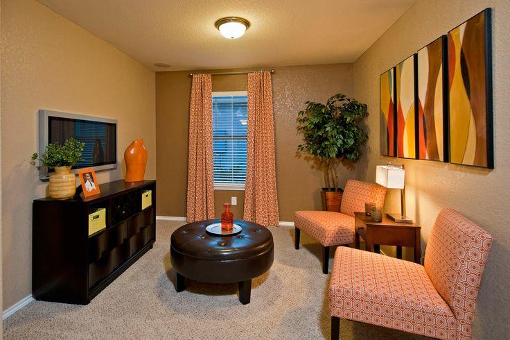 Small bedroom/media room option.  Decorating ideas  Pinterest