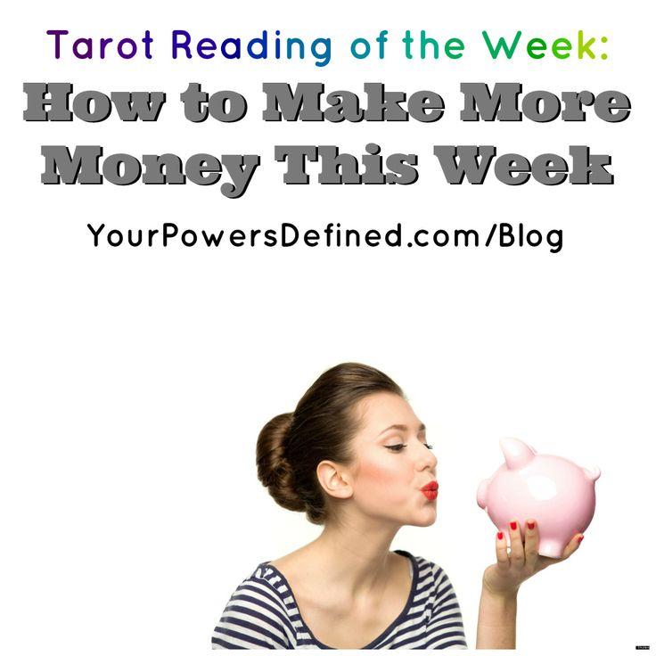 earn money as a psychic