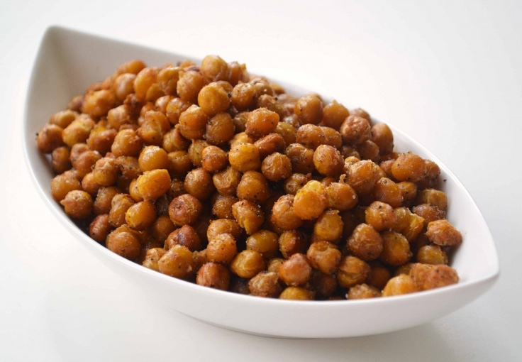 Roasted Chickpeas | Indian recipes | Pinterest