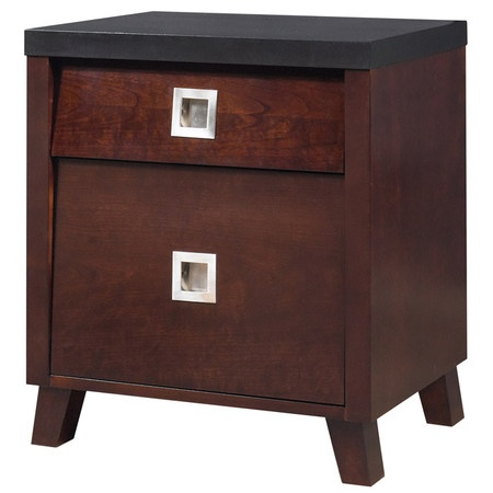 Marlowe Nightstand With Charging Station Bedroom Ideas